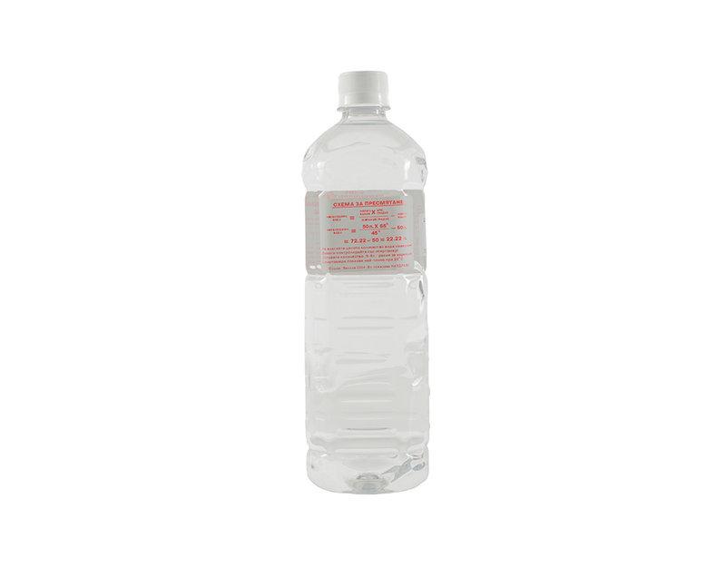 Дейонизирана вода - 1 l