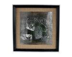 """Картина """"Абстрактен свят"""" - 45 х 45 cm"""