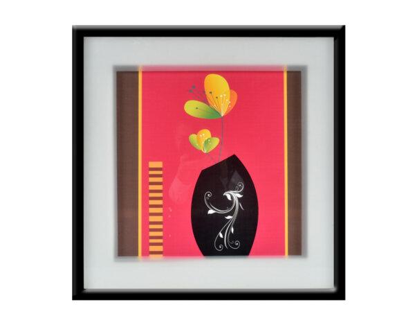 Картина Pink world - 53 х 53 cm