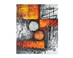 Картина Abstraction - 24 х 28 cm