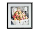Картина Vintage roses - 53 х 53 cm