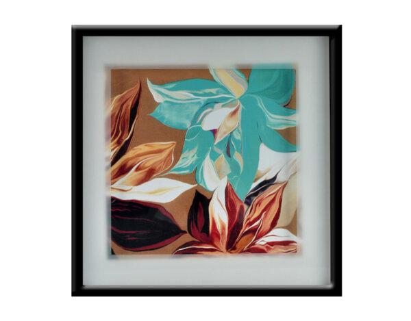 "Картина ""Цветна феерия"" - 53 x 53 cm"