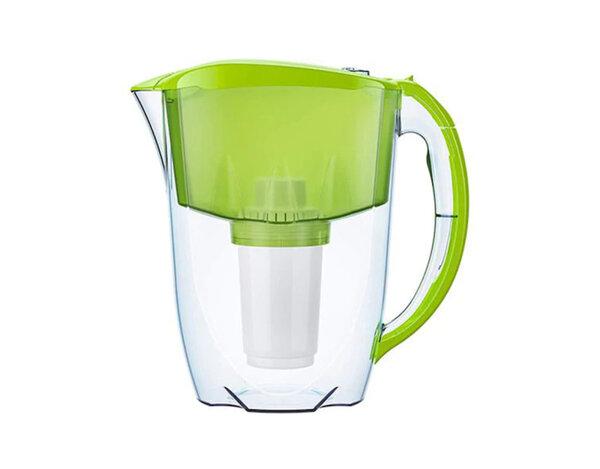 """Филтрираща кана за вода """"Арктик"""" - 2.8 l, зелена, ДМ А5"""