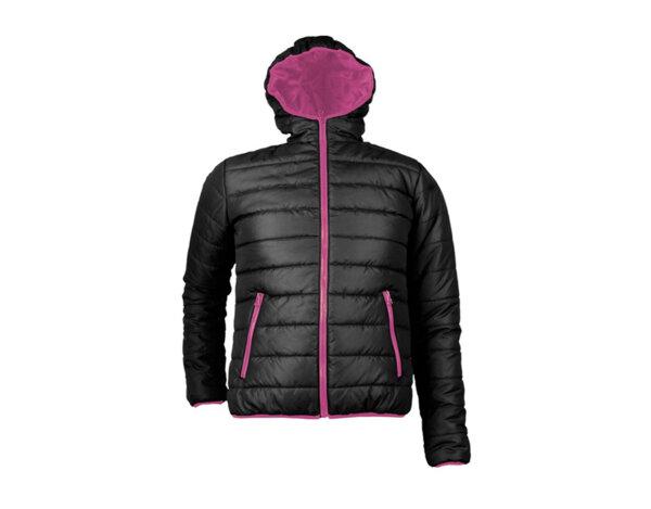 Дамско зимно яке Flash Jacket - черно/розово, различни размери