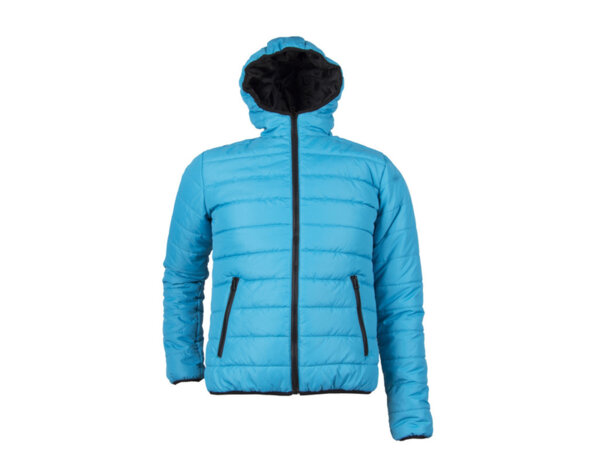 Зимно яке Flash Jacket - петрол/черно, различни размери