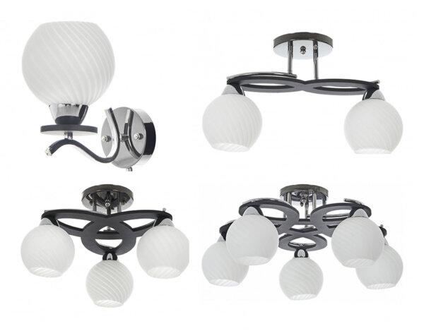 Серия осветителни тела EL 1761 - 40 W, различни модели