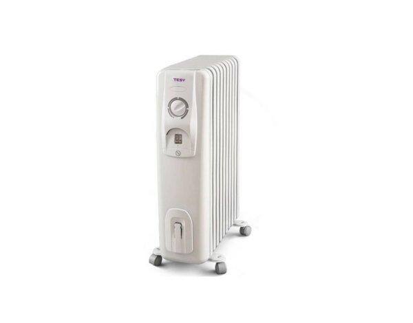 Маслен радиатор CC2510E05R - 2500 W, 10 ребра