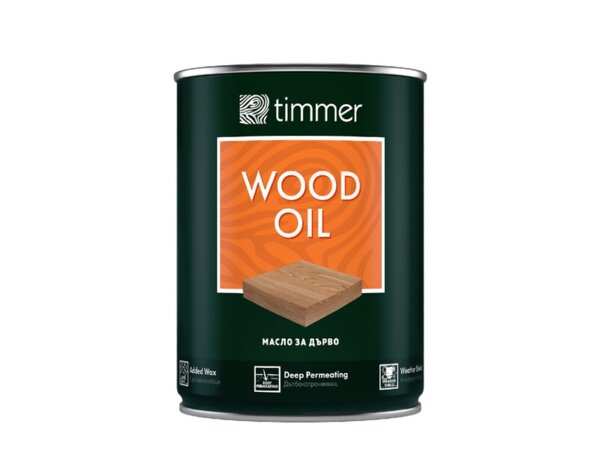 Масло за дърво Timmer - 750 ml