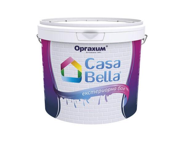 Екстериорна боя Casa Bella - бяла, различни разфасовки