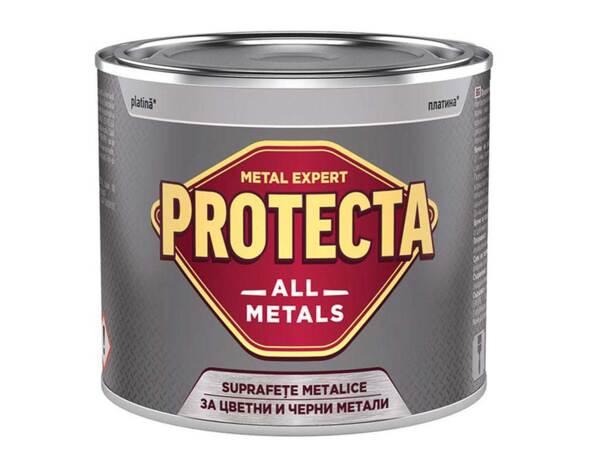 Боя Protecta All Metals - 500 ml, различни цветове