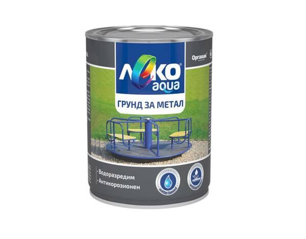 """Грунд за метал """"Леко"""" Aqua - 700 ml"""