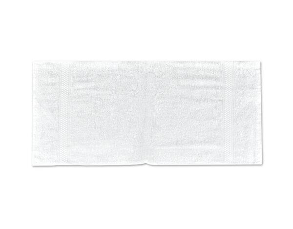 Памучна кърпа, бяла - 30 х 50 cm