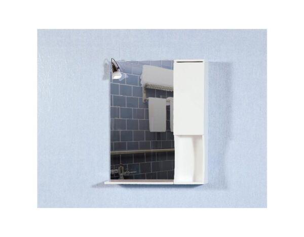 """Горен шкаф за баня """"Валентино"""" ICMC 1050-75 - 70 x 15 x 75 cm, PVC"""