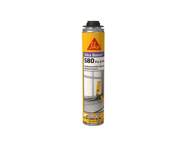 Пяна за уплътняване Sika Boom Fix & Fill - 750 ml, различни видове