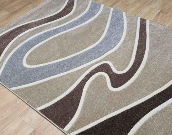 Релефен килим Сохо 1599/15055 - 200 x 300 cm