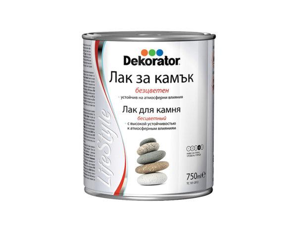"Лак за камък ""Декоратор"" - 750 ml"