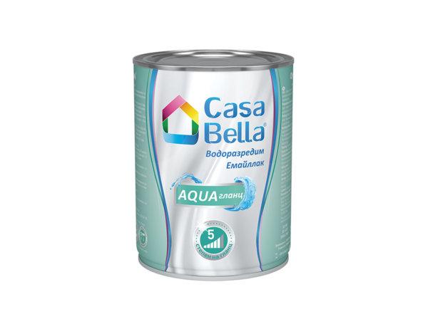 Емайллак Casa Bella Aqua гланц - 650 ml, различни цветове