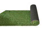 Изкуствена трева Decolux, 15 mm височина - различна широчина