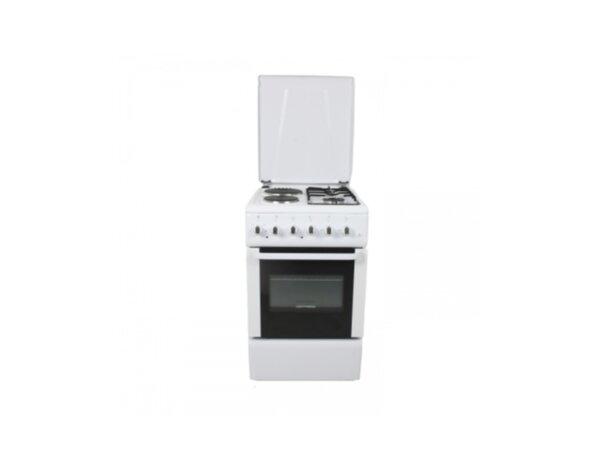 Комбинирана готварска печка Hofman K5040R2FPW