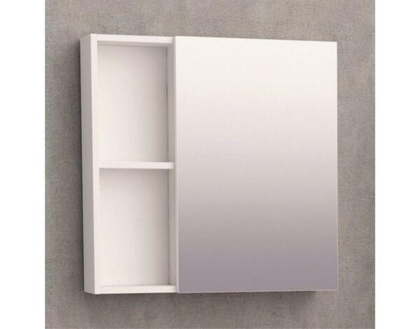 """Шкаф за баня с огледало """"Каролан"""" ICMC 6014-60 - 60 x 60 x 14 cm"""