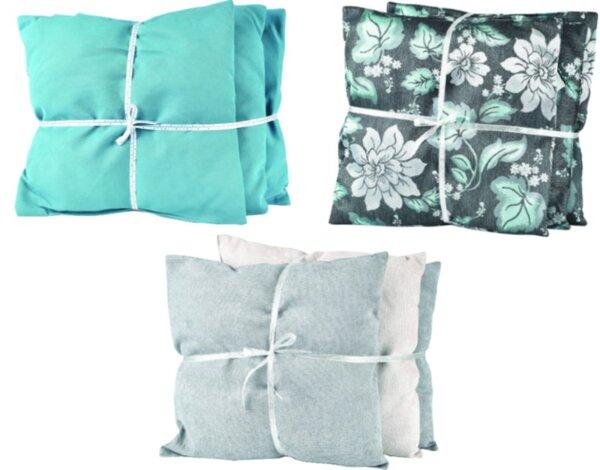 Комплект декоративни възглавници - 3 броя, 40 x 40 cm