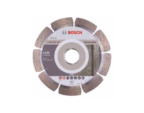 Диамантен диск за рязане на бетон - различни размери