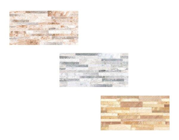 Гранитогрес Verona, матов - 30 x 60 cm, различни цветове