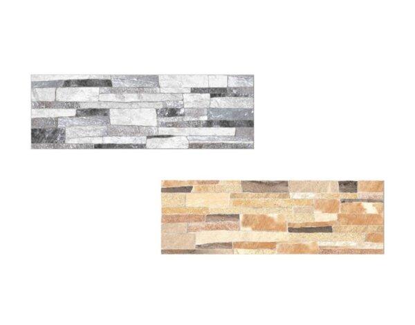 Гранитогрес Corsica, матов - 20 x 60 cm, различни цветове