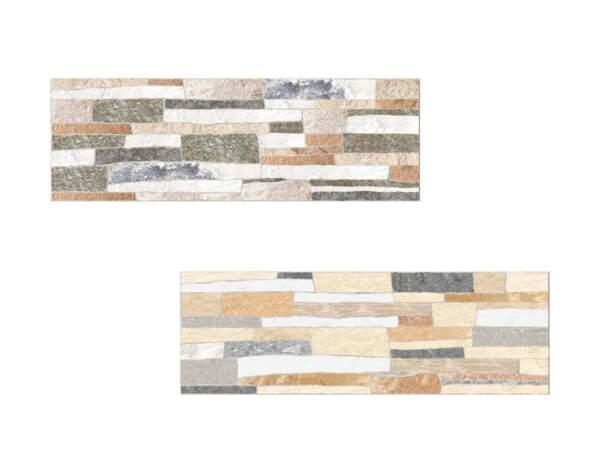 Гранитогрес Mica, матов - 20 x 60 cm, различни цветове