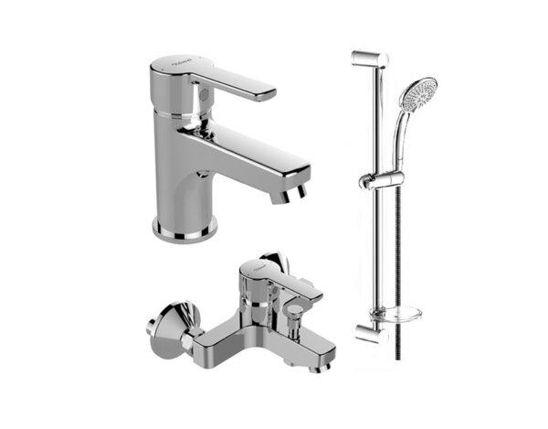 Комплект оборудване за баня Calista - 3 в 1