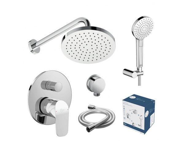 Комплект душ за вграждане Ceraflex