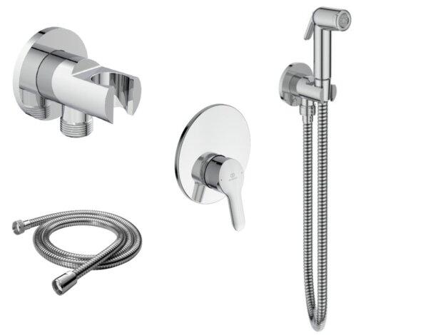 Смесител за душ Alpha - вграден и хигиеничен душ
