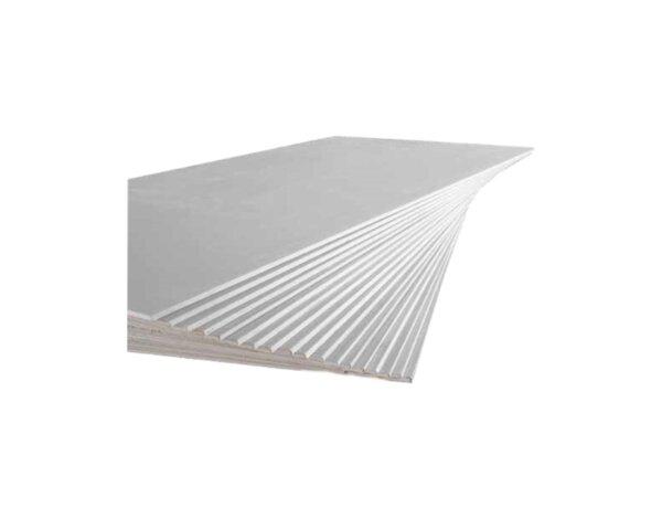 Стандартен гипсокартон - бял, 12.5 mm x 2.6 m