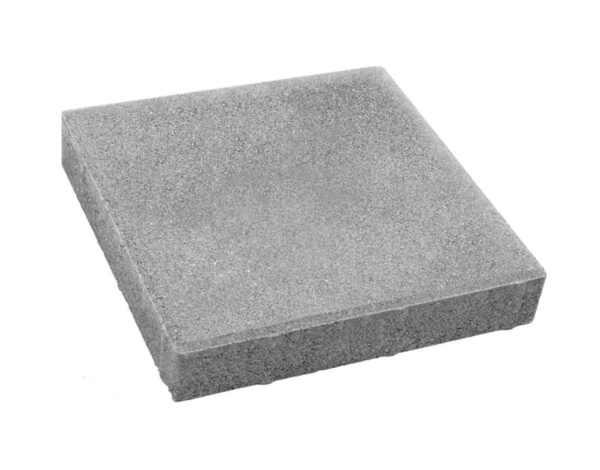 Тротоарна плоча - сива, различни размери