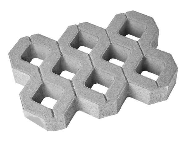 Паркинг елемент - сив, 60 x 40 x 10 cm