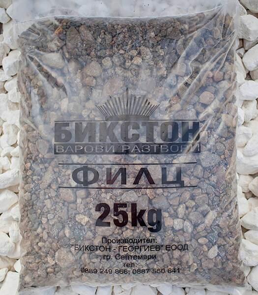 Филц - 25 kg