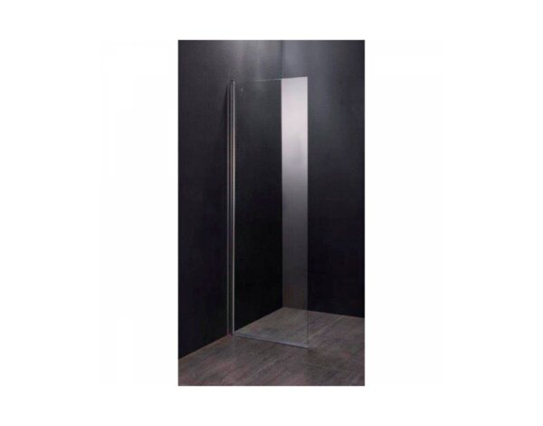 Параван за душ - 70 x 200 cm, прозрачно стъкло