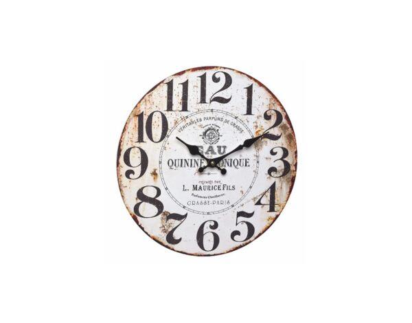 Аналогов стенен часовник във винтидж стил - ø337 х 41 mm