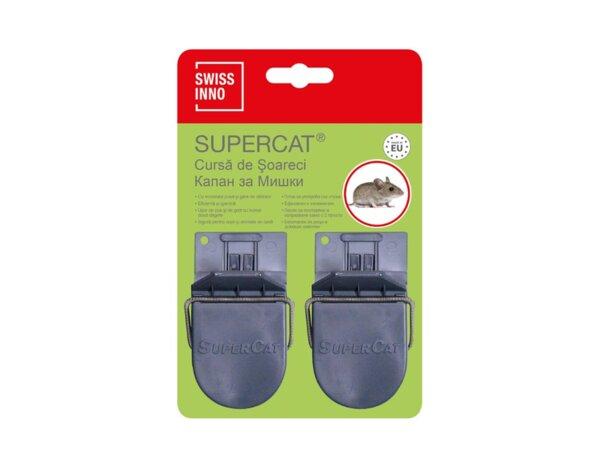 Капан за мишки със стръв SuperCat - 2 бр.