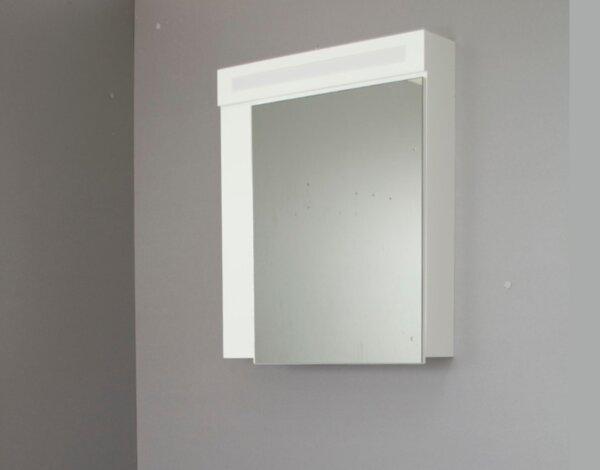 """Горен шкаф """"Лина"""" - 55 x 65 x 24 cm, LED осветление"""