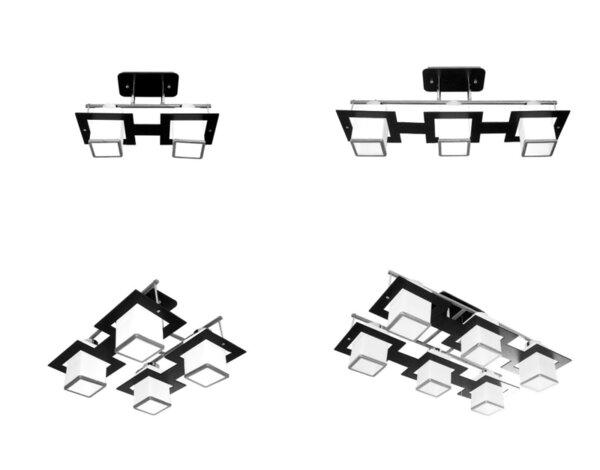 Серия осветителни тела Artemis - венге/мат, различни модели