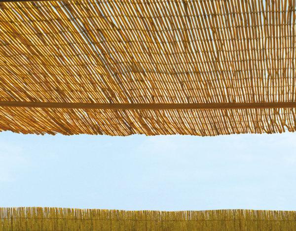 Декоративна бамбукова ограда - различни размери
