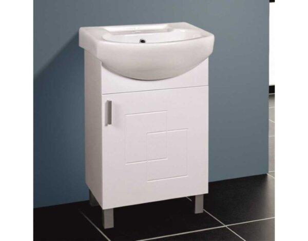 """Долен шкаф за баня """"Мойра"""" - 50 x 85 x 42 cm"""