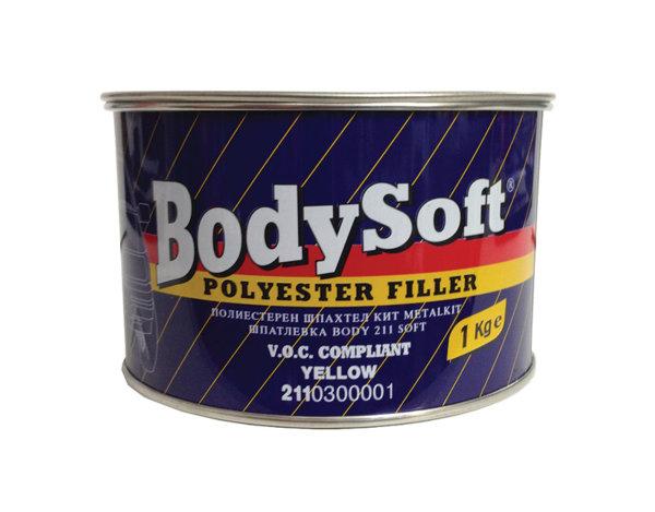 Полиестерен кит BodySoft - различни разфасовки