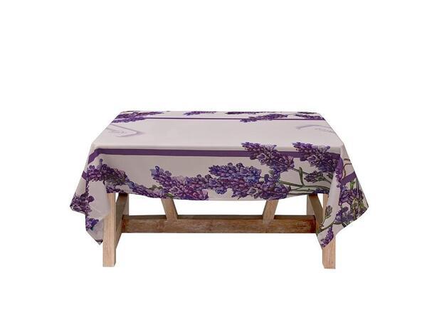 """Покривка за маса """"Минимат"""" - лавандула, 100 x 150 cm"""
