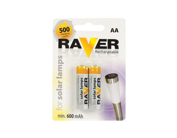 Презареждаеми батерии - 1.2 V, 2 бр., различни видове