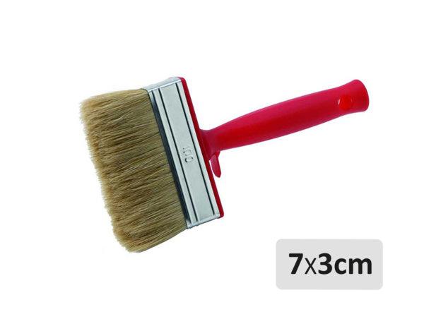 Четка баданарка - 7 x 3 cm