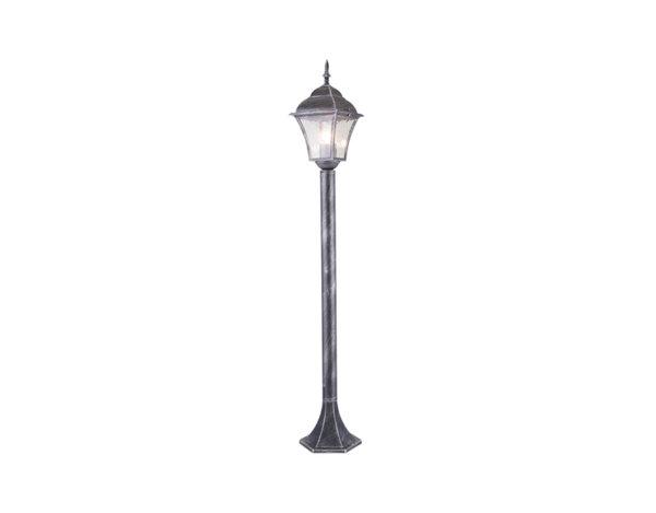 Градински фенер, антично сребро - E27, различни модели