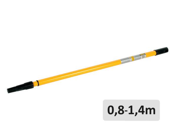 Телескопичен метален удължител - от 0.8 до 1.4 m