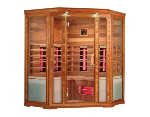 Инфрачервена сауна - 150 х 150 х 195 cm